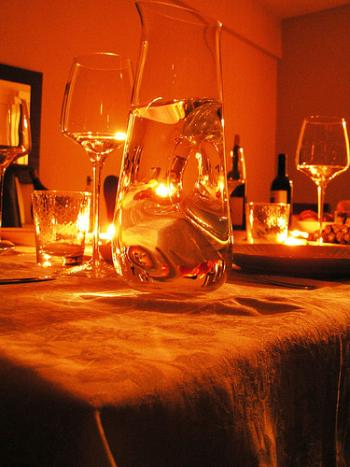 Dinner Party Table - Reserved